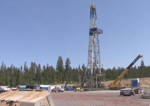 Newberry_project_drilling_rig