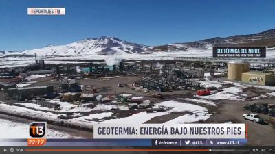 Video Geotermia Chile