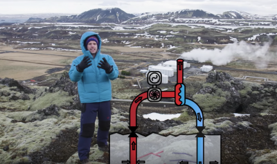 Video: Explorando el uso de la energía geotérmica en Islandia – BBC Earth Lab