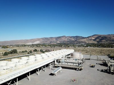 Fotos: Viaje de campo Steamboat Geothermal Power Plant Complex, Nevada