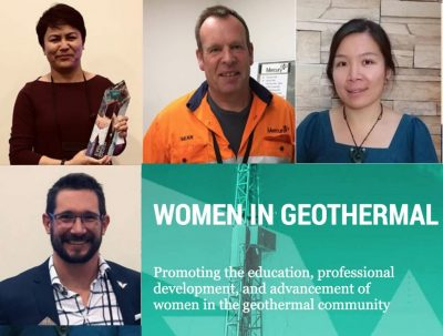 Premio: Women in Geothermal WING Caring Award 2019 – Charis Wong