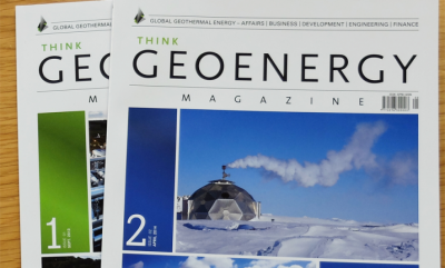 Disponible el segundo número de Think GEOENERGY Magazine