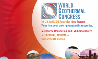 ThinkGeoEnergy busca voluntarios para el WGC2015