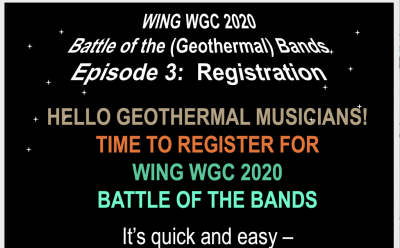 Episodio 3 – Registro – WING Battle of the Bands en WGC 2020