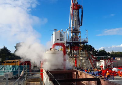 Licitación – separador de vapor, United Downs Geothermal Project UK